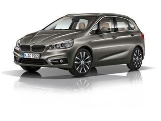 BMW Série 2 ActiveTourer 216d 116ch Luxury