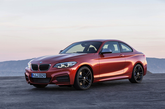 BMW Serie 2 Coupe (2013 - 2021)