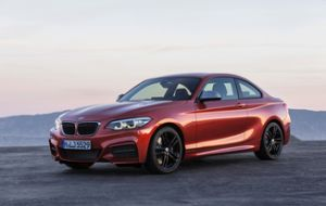 BMW Serie 2 Coupe : actualité, essais, Cote Argus, neuve ...