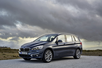 BMW Série 2 Gran Tourer 218i 136ch Luxury