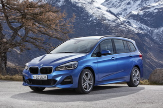 BMW Série 2 Gran Tourer 218dA 150ch Business Design
