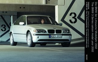 fiche technique bmw s rie 3 iv e46 320d 150ch l 39. Black Bedroom Furniture Sets. Home Design Ideas