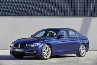 320dA 163ch EfficientDynamics Edition Sport