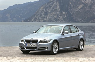 320d 163ch EfficientDynamics Luxe
