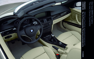 fiche technique bmw 325i e93. Black Bedroom Furniture Sets. Home Design Ideas