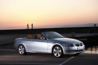 BMW Série 3 Cabriolet 320d 184ch Exclusive
