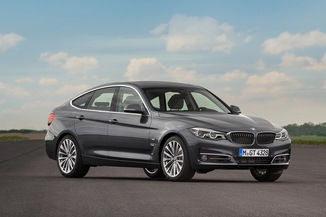 BMW Série 3 Gran Turismo 318d 150ch Business Design Euro6c