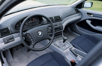fiche technique bmw s rie 3 touring iv e46 320i 150ch pack luxe l 39. Black Bedroom Furniture Sets. Home Design Ideas