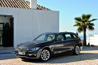 BMW Série 3 Touring 318d 143ch Luxury
