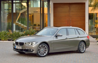 BMW Série 3 Touring 318dA 150ch Business Design