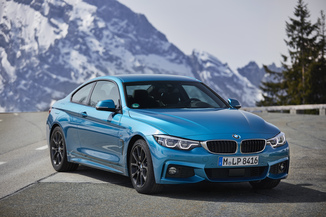 BMW Serie 4 Coupe (2013 - 2021)