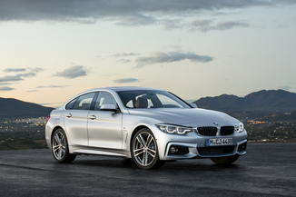 BMW Serie 4 Gran Coupe (2014 - 2021)