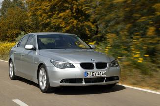 BMW Série 5 535dA 272ch Luxe