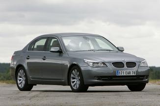 BMW Série 5 Génération IV (E60) Phase 2 520dA 177ch Luxe