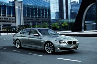 BMW Série 5 530d 258ch Exclusive