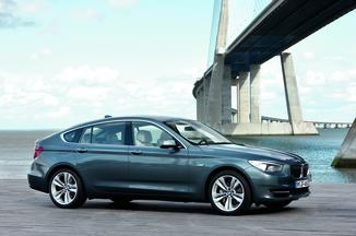 BMW Série 5 Gran Turismo 520dA 184ch Luxe