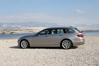 Photos BMW 520 520iA Excellis