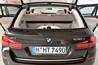 fiche technique bmw s rie 5 touring v f11 518d 150ch. Black Bedroom Furniture Sets. Home Design Ideas