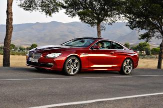 BMW Série 6 Coupé 640iA 320ch Excellis