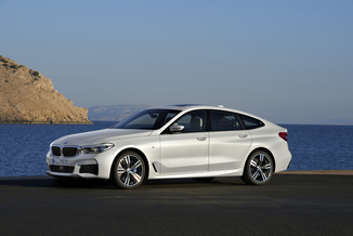 BMW Série 6 Gran Turismo 630d 265ch Lounge
