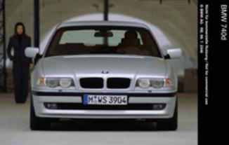Fiche Technique Bmw Serie 7 Iii E38 730d Ba 1999 321auto Com