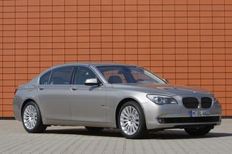 BMW Série 7 730d 245ch Exclusive