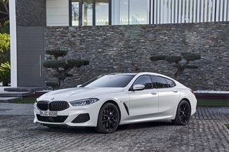 BMW Serie 8 Gran Coupe (2019 - 2021)