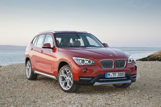 BMW X1 sDrive18d 143ch Lounge Plus