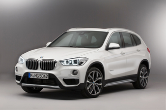 BMW X1 sDrive18dA 150ch Business Design Euro6c