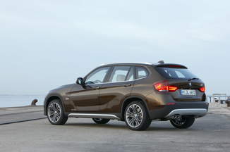 BMW X1 I (E84) sDrive18d 143ch Confort (10-2009)