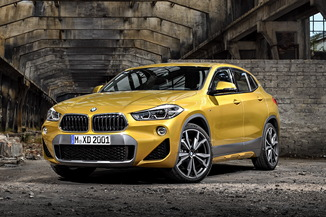 BMW X2 sDrive18dA 150ch Lounge Plus Euro6d-T
