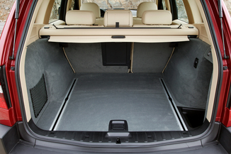 fiche technique bmw x3 i e83 luxe 2006. Black Bedroom Furniture Sets. Home Design Ideas