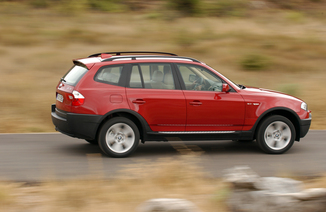 fiche technique bmw x3 1 e83 essence confort de 2005 2006. Black Bedroom Furniture Sets. Home Design Ideas