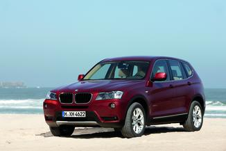 BMW X3 xDrive20dA 184ch Exclusive