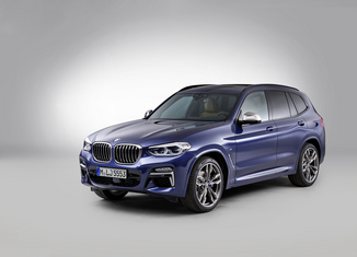 BMW X3 xDrive20dA 190ch Business