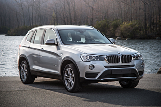 BMW X3 sDrive18d 150ch Executive