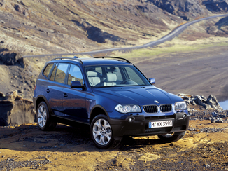 BMW X3 2.0i 150ch Luxe