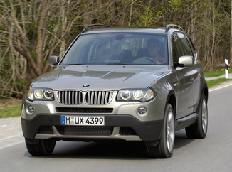 fiche technique bmw x3 i e83 177ch confort l 39. Black Bedroom Furniture Sets. Home Design Ideas