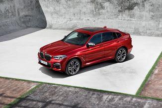 BMW X4 M40dA 326ch