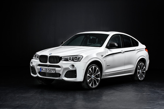BMW X4 xDrive20dA 190ch Lounge Plus