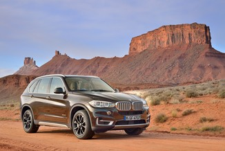 BMW X5 xDrive30dA 258ch Exclusive