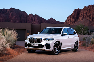 BMW X5 3.0dA 235ch Exclusive 10 years Edition