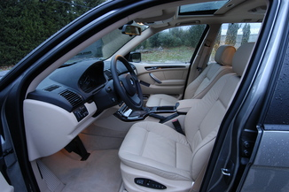 Fiche technique bmw x5 i e53 218ch l 39 for Interieur x5 e53