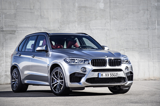 BMW X5 M M 575ch BVA8
