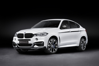 BMW X6 xDrive 30dA 258ch Exclusive