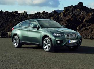 BMW X6 xDrive30dA 245ch Exclusive
