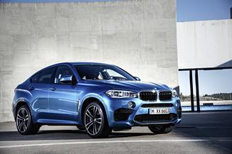 BMW X6 M M 555ch