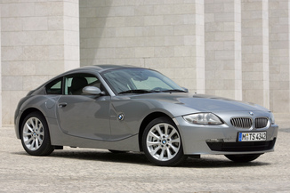 BMW Z4 M Coupe (2006 - 2009)
