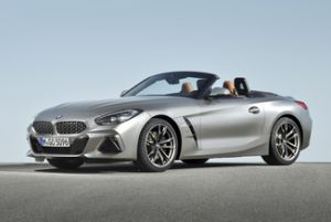 actualit bmw z4 roadster l argus. Black Bedroom Furniture Sets. Home Design Ideas
