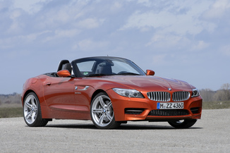 BMW Z4 Roadster sDrive 35i 306ch InTense